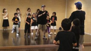 HOOD キッズダンス 清水 Hip Hop 初級