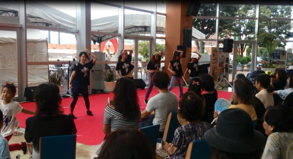 HOOD ダンススタジオ 静岡市清水区 ヒップホップ 8/20 イベント CHIZ