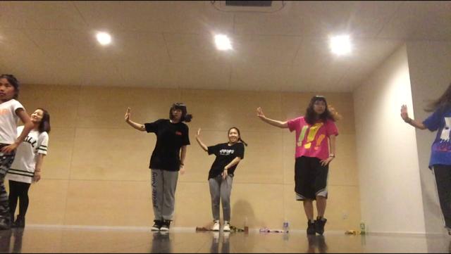 HOOD ダンススタジオ キッズダンス 清水区 CHIZ