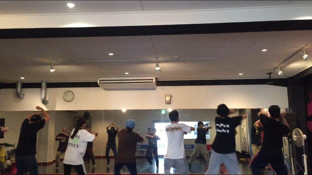 HOOD ダンススタジオ キッズダンス 清水区 RIKIYA