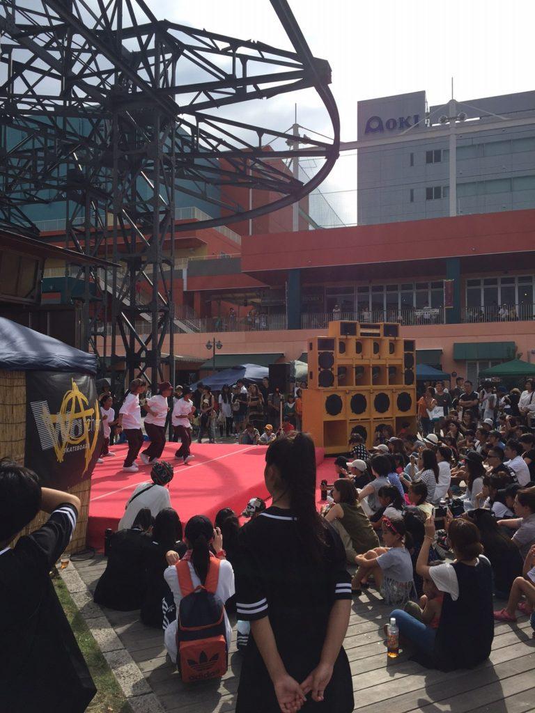 HOOD ダンススタジオ キッズダンス 静岡市清水区 ヒップホップ HITOYADO JAM