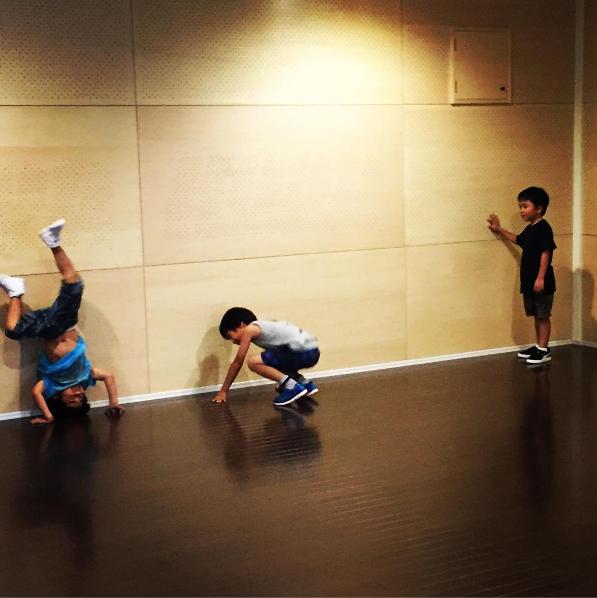 HOOD キッズダンス 清水区 ダンススタジオ キッズリトルクラス