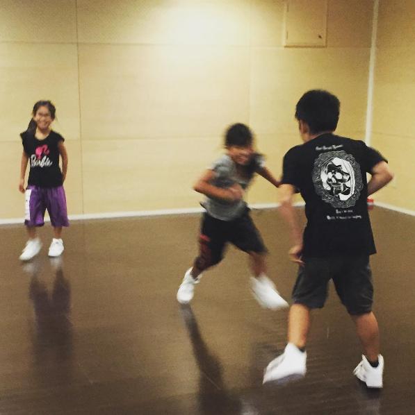 HOOD キッズダンス 清水区 ダンススタジオ キッズジュニアクラス