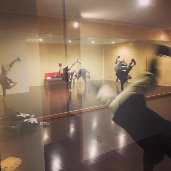 HOOD キッズダンス 清水区 ダンススタジオ ブレイキンクラス