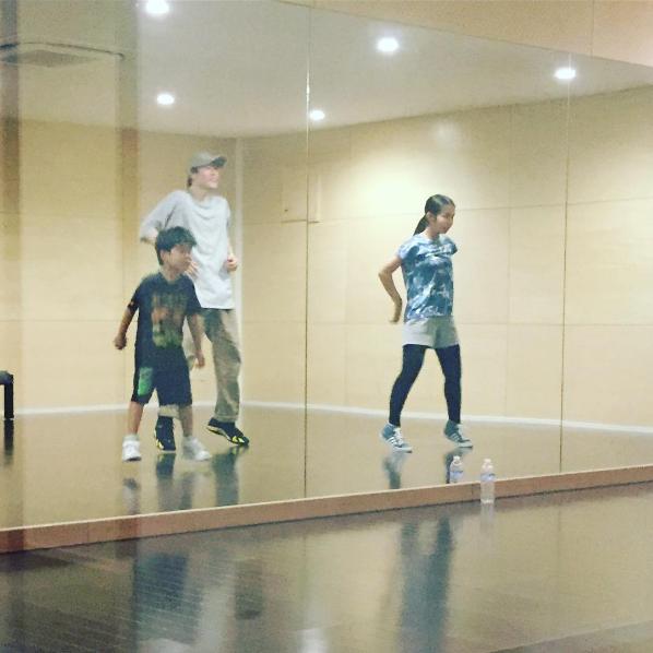 HOOD キッズダンス 清水区 ダンススタジオ ヒップホップケンタクラス