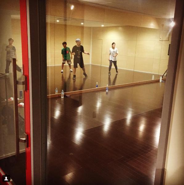 HOOD キッズダンス 清水区 ダンススタジオ Houseトモクラス