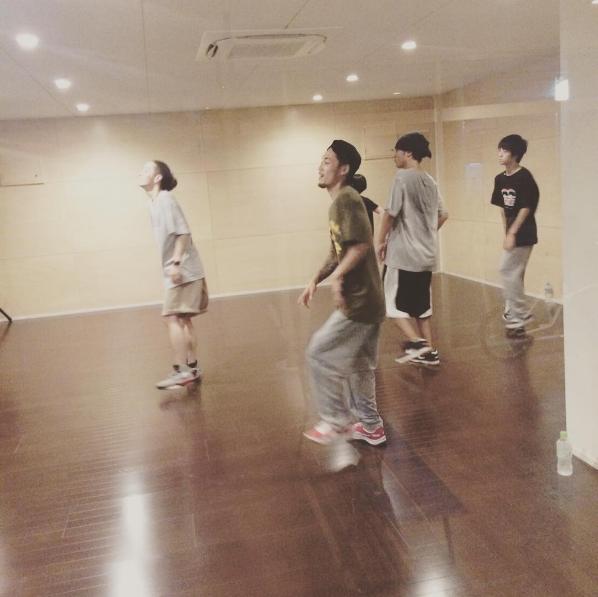 HOOD キッズダンス 清水区 ダンススタジオ ヒップホップリキヤクラス