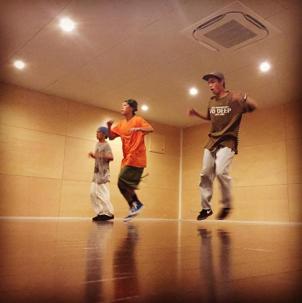 HOOD キッズダンス 清水区 ダンススタジオ Houseマイコークラス